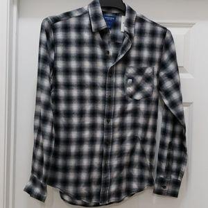 Arizona Jean Co.  Mens Casual Shirts Size S